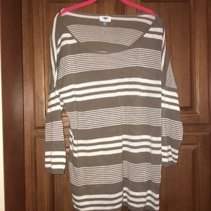 Old Navy Woman's Plus Size Lightweight Sweater XXL